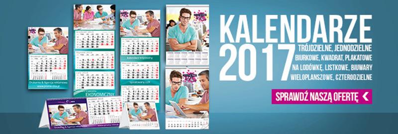Cennik - Kalendarze 2017
