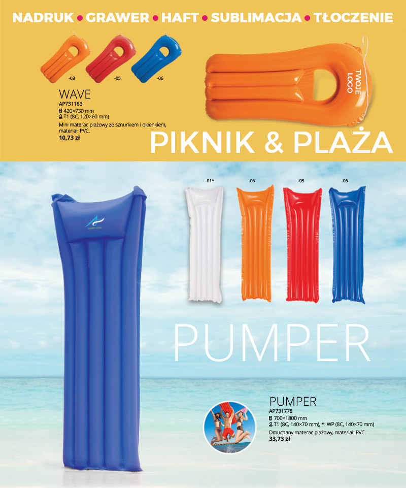 Piknik & plaża