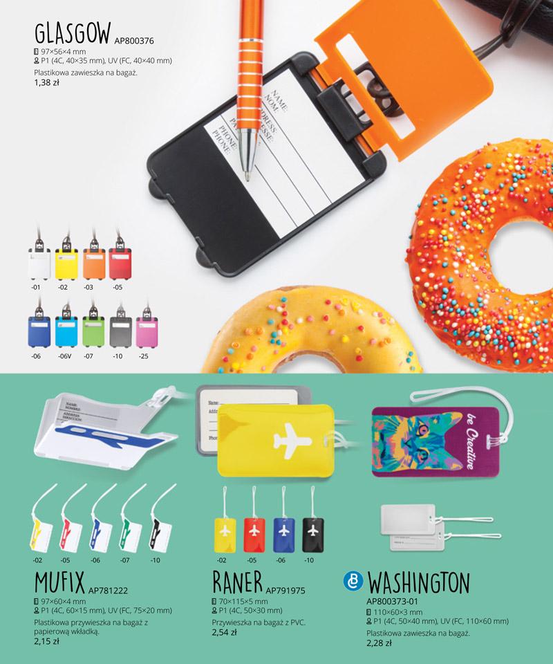 Promocja - Gadżety podróżne z miejscem na Twoją reklamę!!!