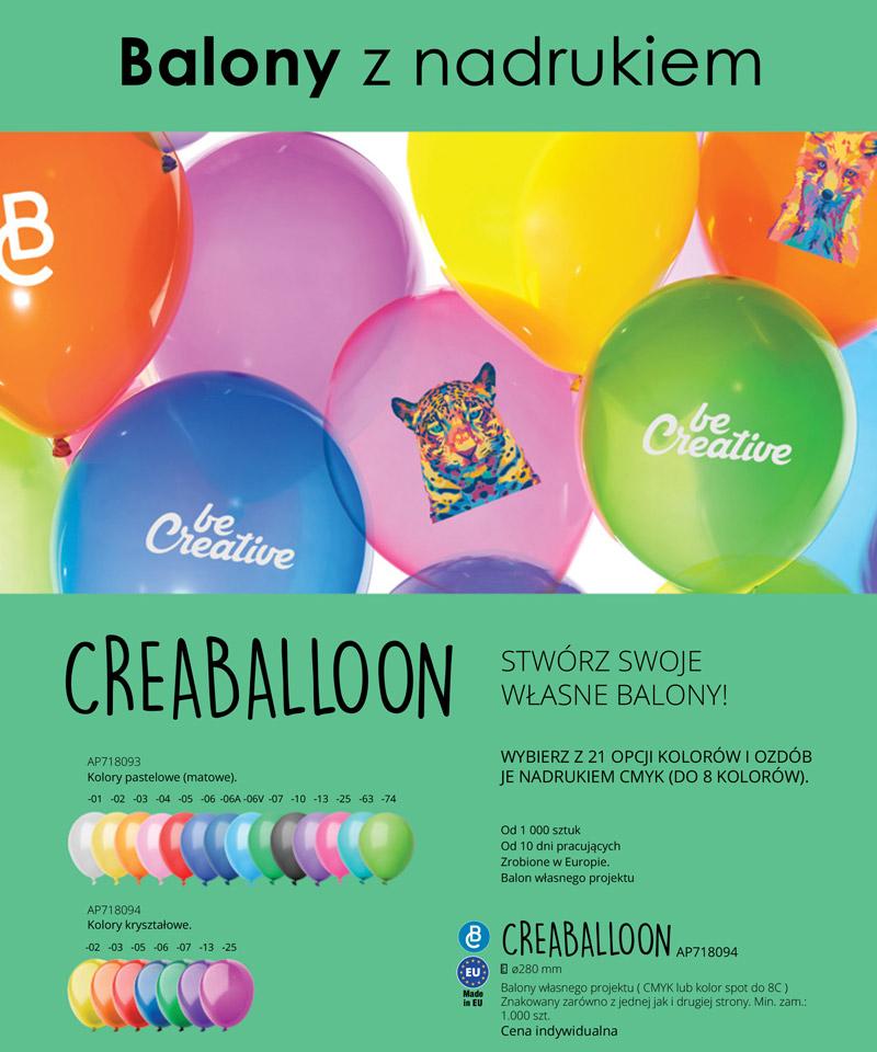 Promocja - Balony z miejscem na Twoją reklamę!!!