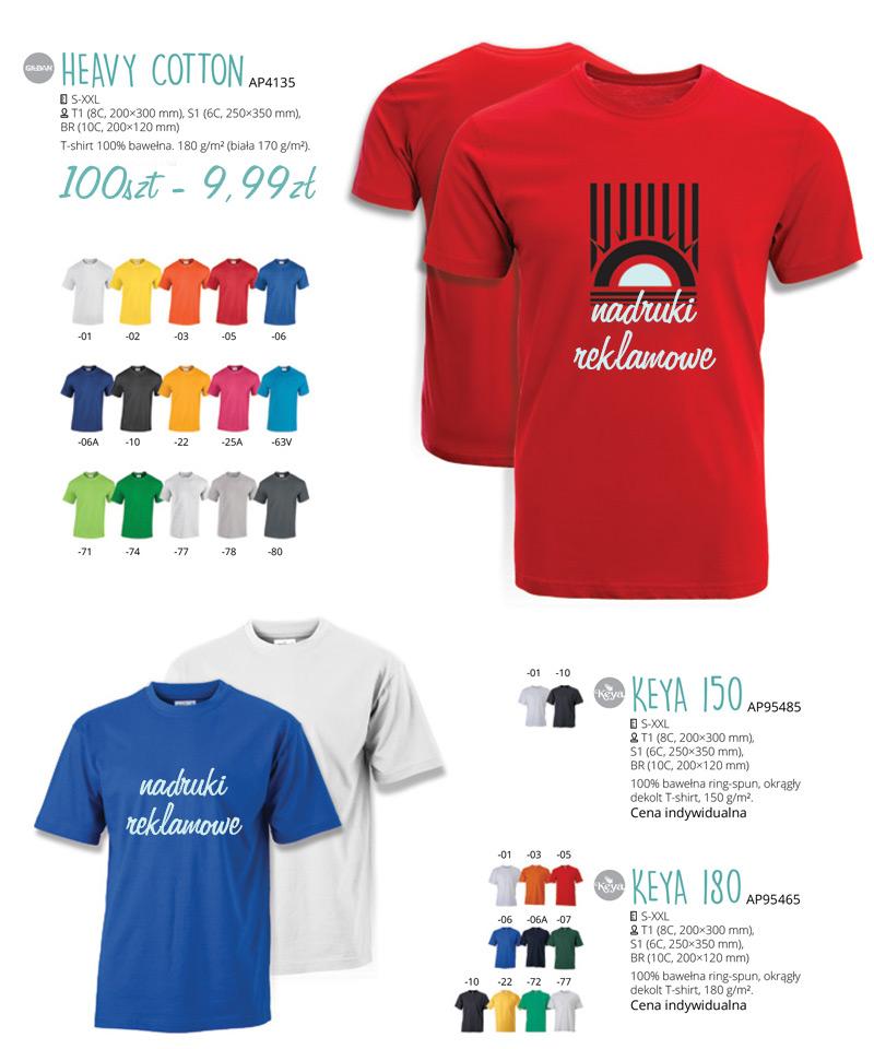 Promocja - Koszulki z nadrukiem!!!